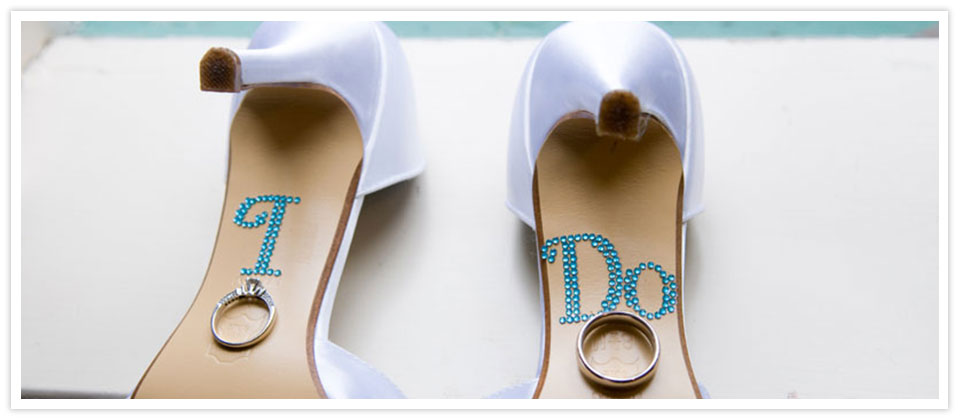 "Wedding ""I do"" shoes by tessadanielle.com wedding photographer"